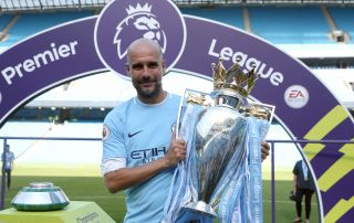 Pep Guardiola New Contract File Photo