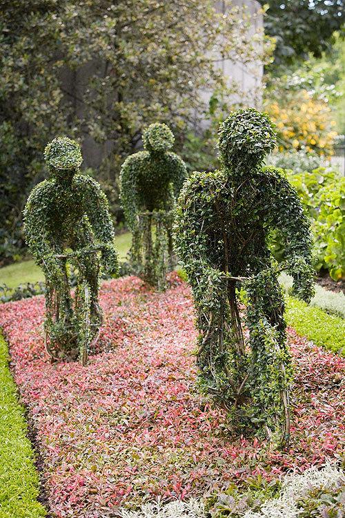 Royal Parks TdF flower bed