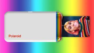 Polaroid Hi•Print is a pocket-sized wireless dye-sub printer