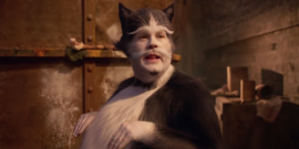 Cats' James Corden Reacts To The Butthole Cut