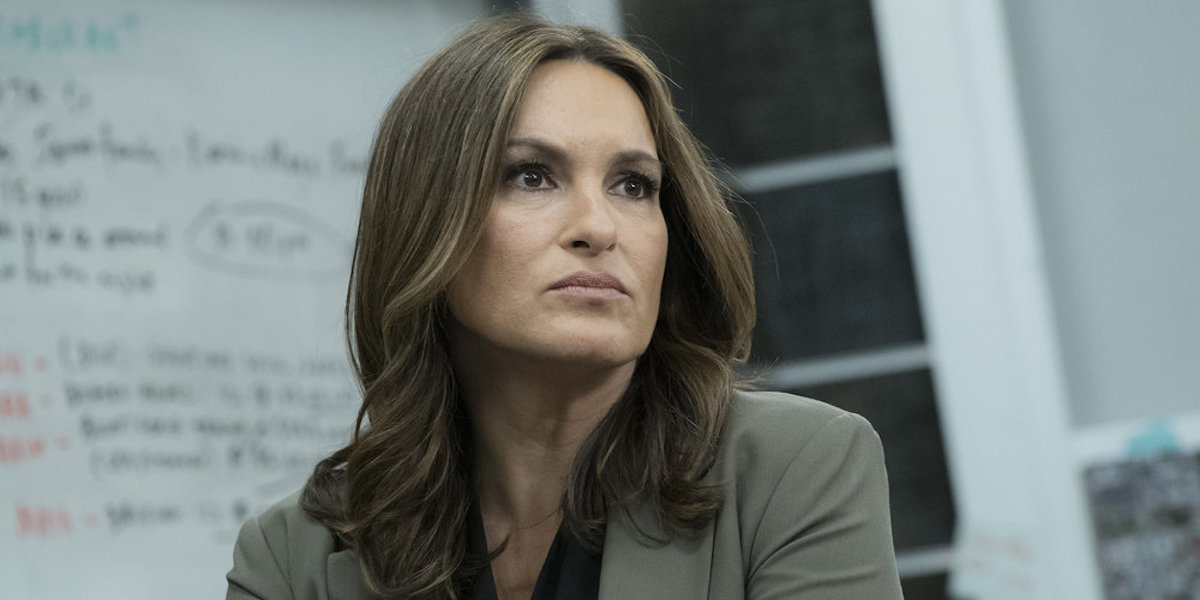 That Time Mariska Hargitay Was Fired From The Power Rangers Movie