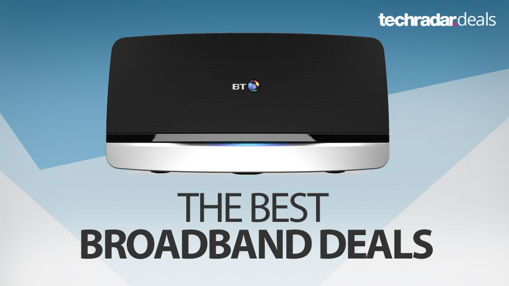 newest collection eacb5 fd57c Best broadband deals in May 2019  compare internet from £13.99 p m    TechRadar