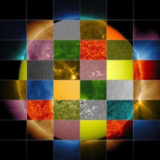 Solar Wavelengths