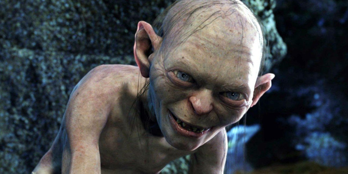 Andy Serkis (Gollum) - The Lord of the Rings: The Return of the King