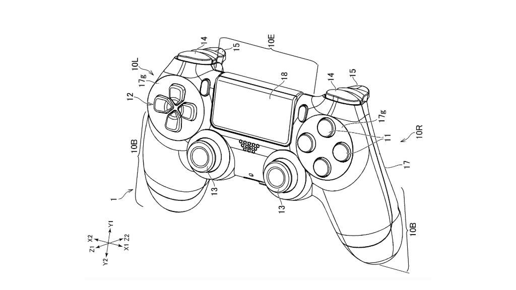 PS5 controller patent suggests DualShock 5 will monitor your sweat and heart rate - GamesRadar+
