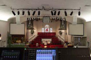 Pennsylvania Church Upgrades with Yamaha and NEXO