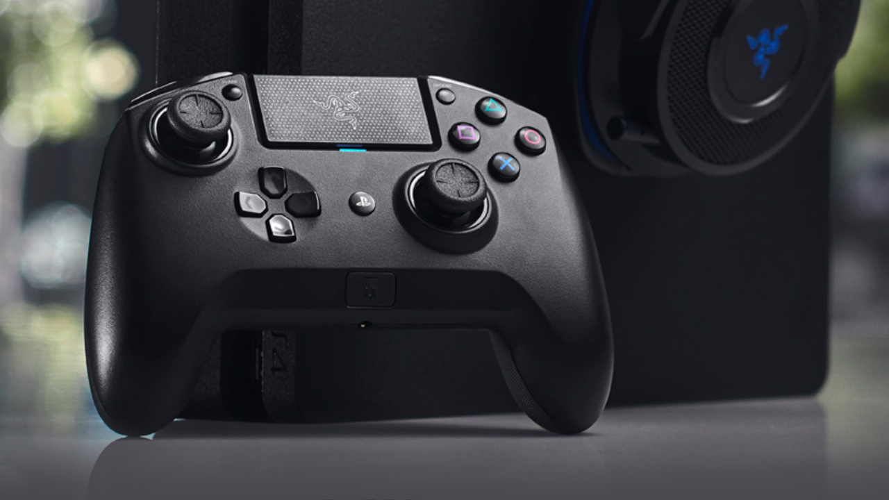 Razer Raiju Back – Fast forward a few years and we get the raiju ultimate (£199/au9, around 0), an officially licensed premium peripheral that.