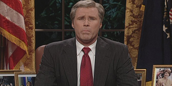 will ferrell saturday night live impression