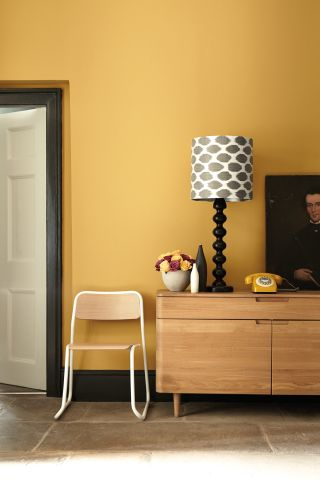 Going For Gold How To Decorate With Ochre Livingetc