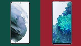 Samsung Galaxy S21 vs Samsung Galaxy S20 FE