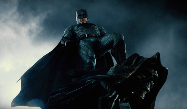Ben Affleck is The Batman