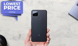 Google Pixel 4a 5G back on sale for $459 all-time low price