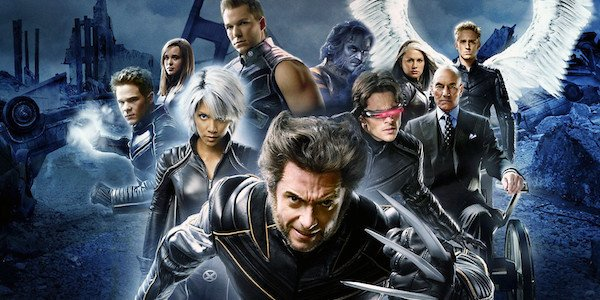 X-Men The Last Stand promo image