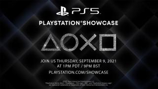 PS5 Showcase -julkistus