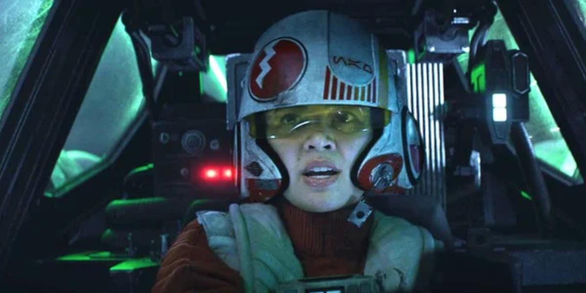 Jessica Henwick in Star Wars