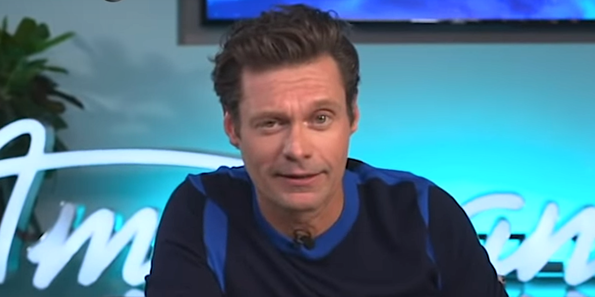 Ryan Seacrest returns to 'Live With Kelly' after suffering from 'exhaustion'""