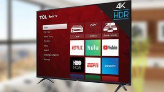 TCL 4 Series Roku TV review