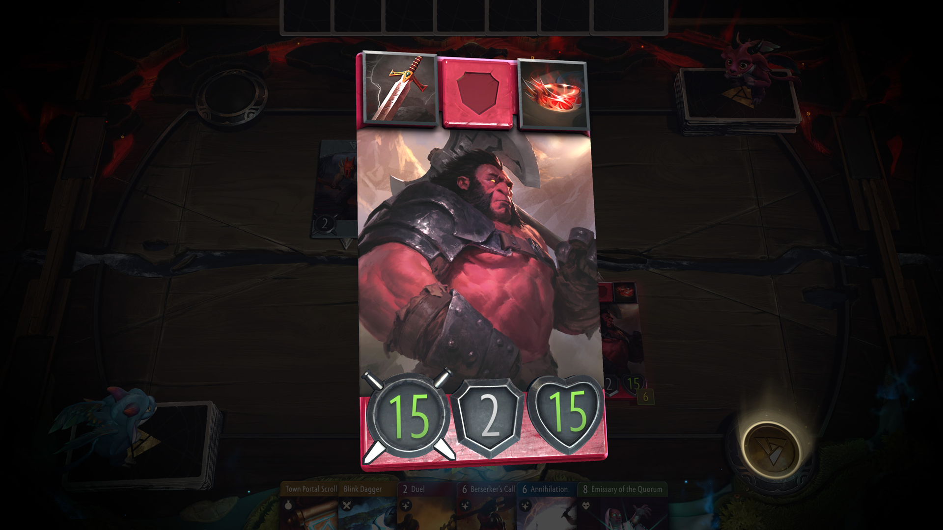 """Everything you need to know about Valve s Artifact """"The whole point"""