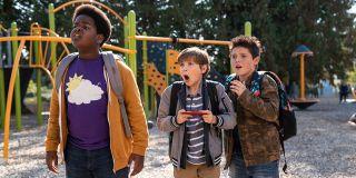 Keith L. Williams, Jacob Tremblay, Brady Noon in Good Boys
