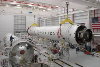 Antares Rocket for Orb-2