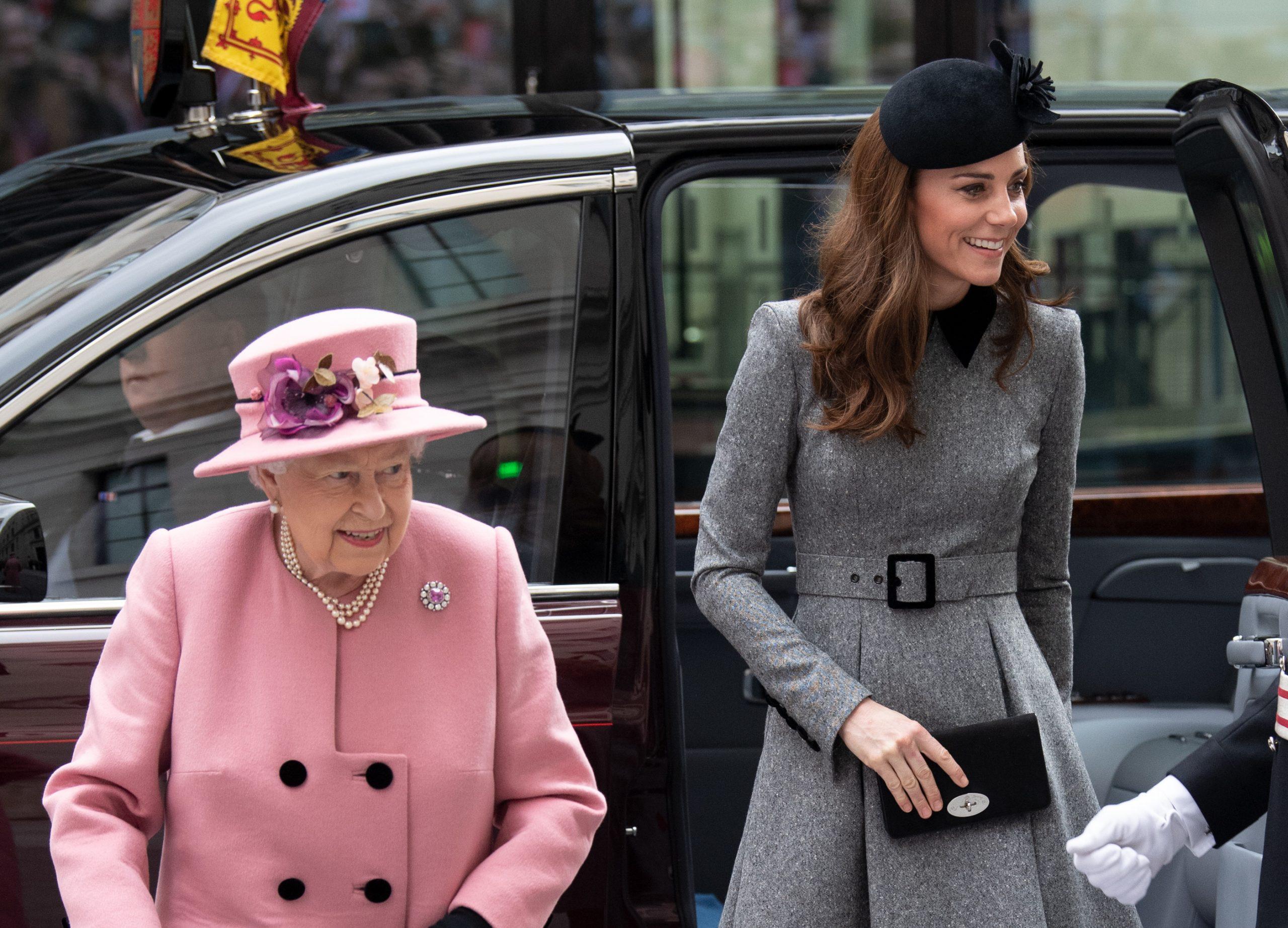 Queen, Duchess of Cambridge