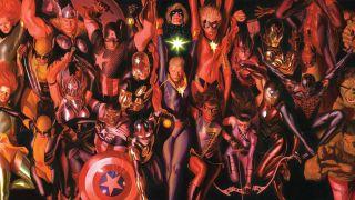 Legacy superheroes