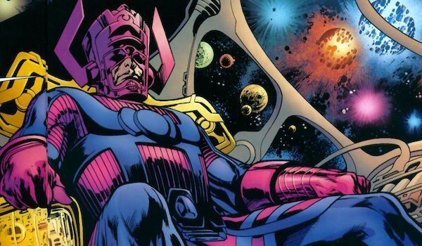 Galactus comics