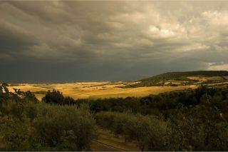 Poggio Civitate in Tuscany