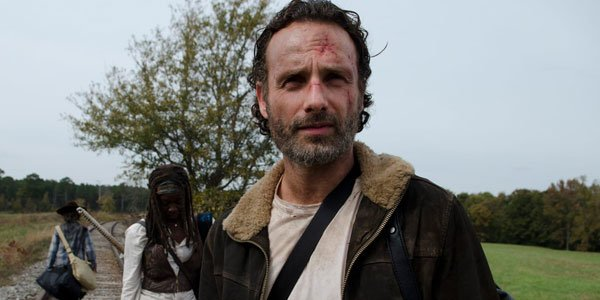 the walking dead rick grimes dreams
