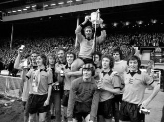 Victorious Wolves : 1974