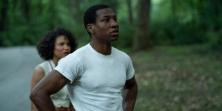Jonathan Majors in Lovecraft Country