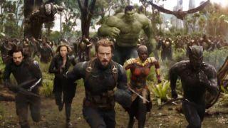 Avengers: Infinity War Disney+