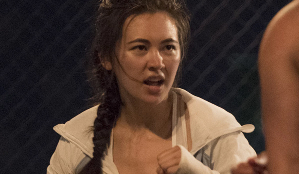 Colleen Wing Fighting in Iron Fist