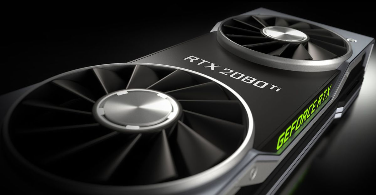 Nvidia's 411.63 GPU driver release adds support for GeForce RTX graphics cards