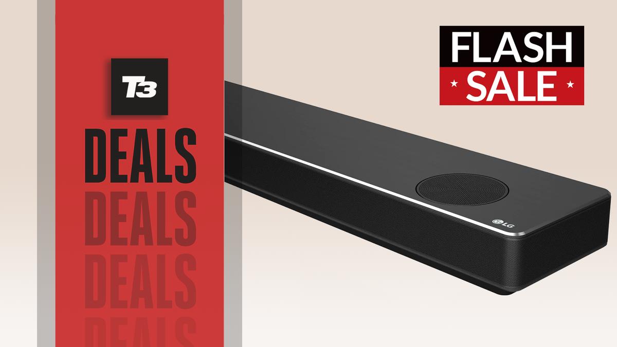 Cheap LG soundbar: save £500 at Currys on T3 Platinum award winner