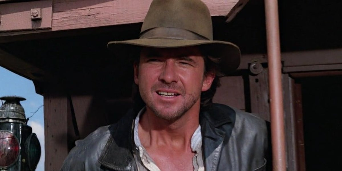 Richard Young as Fedora in Indiana Jones and the Last Crusade