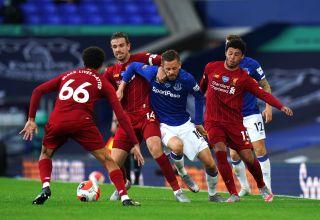Everton v Liverpool – Premier League – Goodison Park