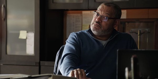 Laurence Fishburne as Bill Foster in Ant-Man and the Wasp