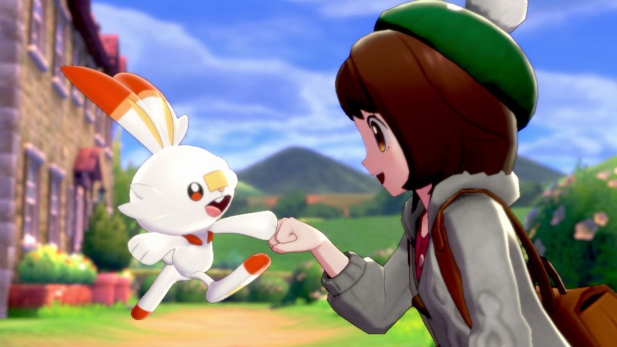 Watch the Pokemon Sword and Shield October 16 stream