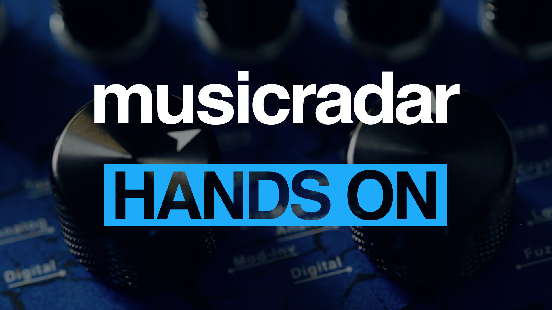 MusicRadar hands-on gear demos | MusicRadar