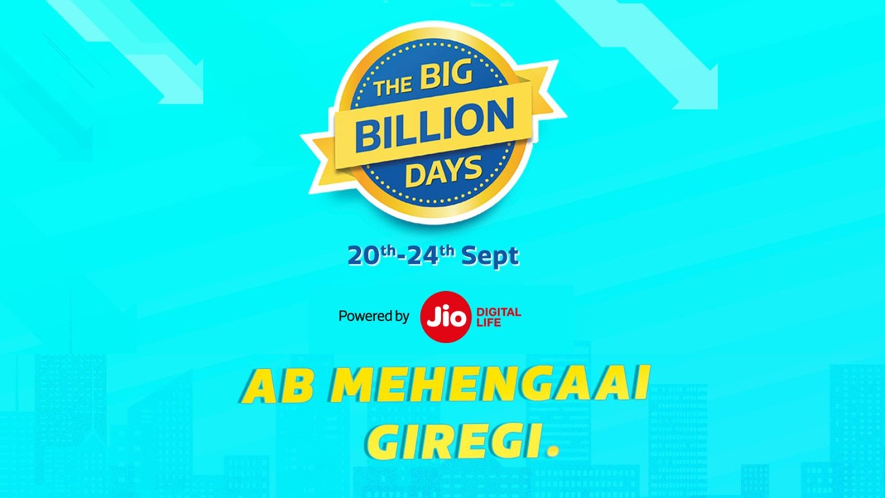 0d344e72fc600c Flipkart Big Billion Days Sale 2017: The best discounts and offers    TechRadar