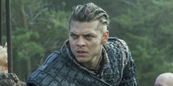 Vikings Ivar the Bonless Alex Høgh Andersen History