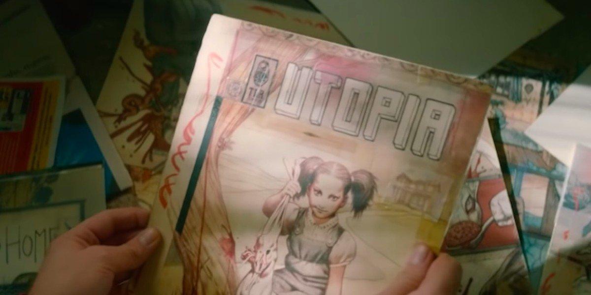 Utopia Graphic Novel - Utopia's ComicCon@Home Trailer