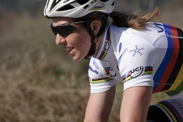 Nicole Cooke Vision 1 Racing 2009 #4