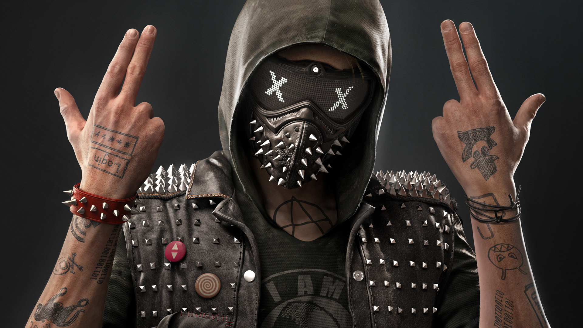 An Ode To Spiky Hacker Wrench The Epitome Of Watch Dog 2 S New Direction Gamesradar