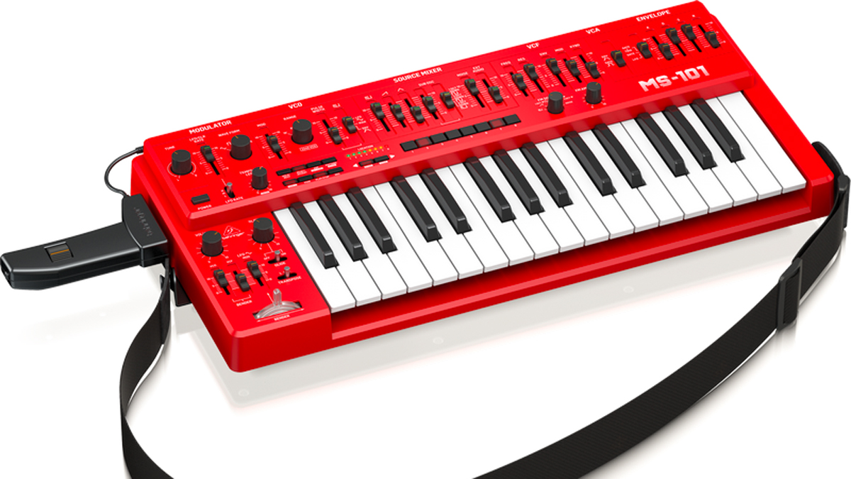 Uli Behringer responds to reports that MIDI on the MS-101 synth doesn't work properly