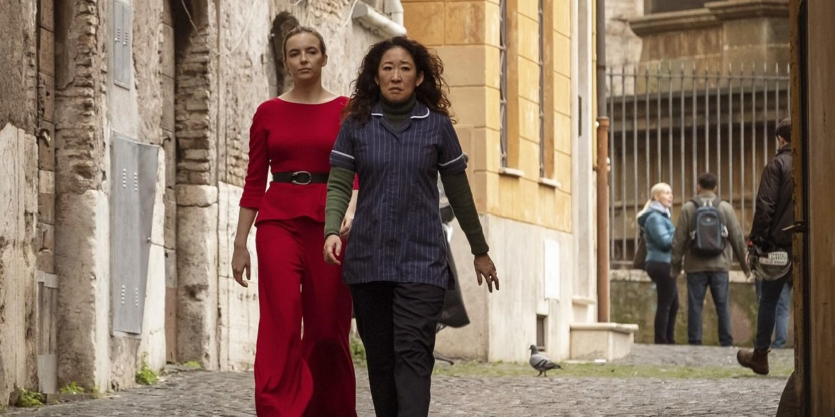 killing eve replacing the walking dead on amc