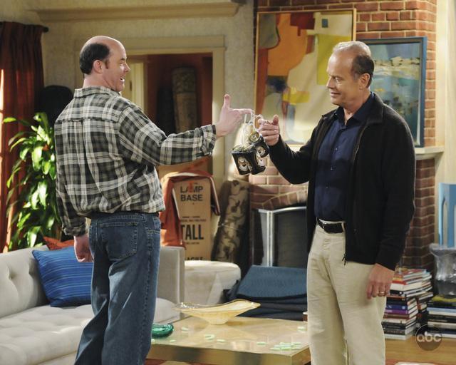 2009 Fall TV Premiere: Hank #7637
