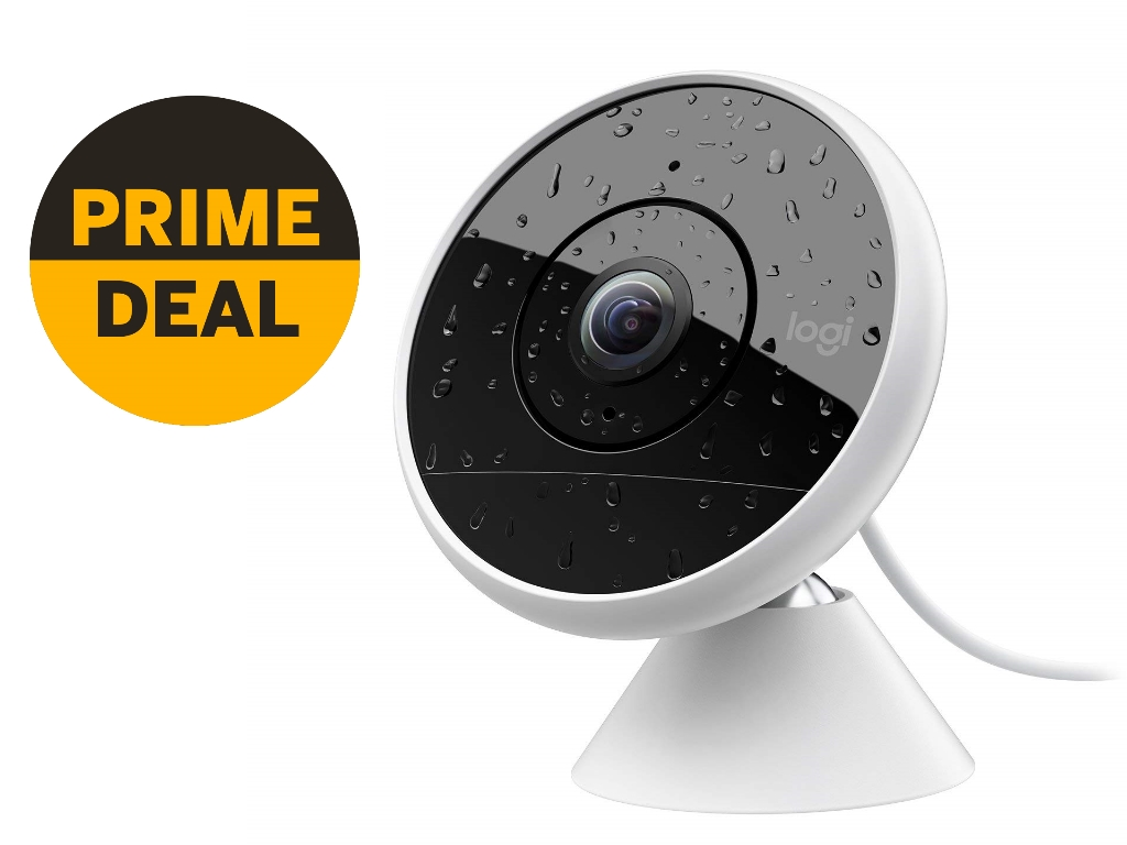 Feel secure for less: the Logitech Circle 2 HD and Night Vision Home Security Camera is just £77.77 | Digital Camera World
