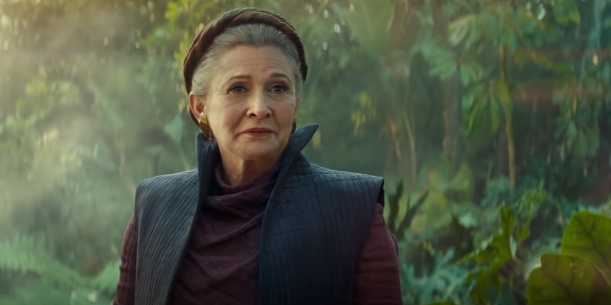 Star Wars Episode 9 What We Know So Far About The Rise Of Skywalker Cinemablend